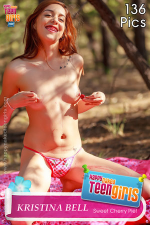 PHOTOSET Kristina Bell Sweet Cherry Pie!