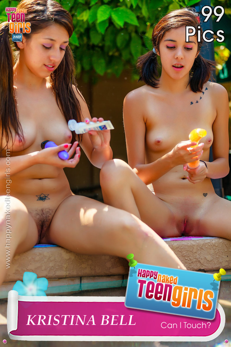 FREE PREVIEW Kristina Bell Can I Touch?