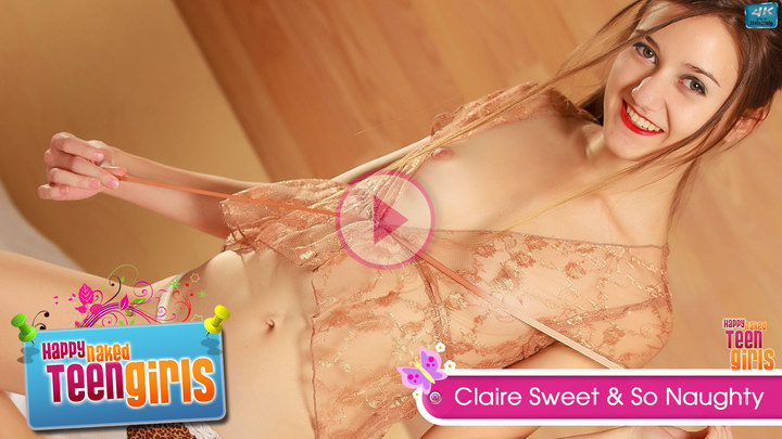 Claire in Claire presents Sweet And So Naughty - Play Video!